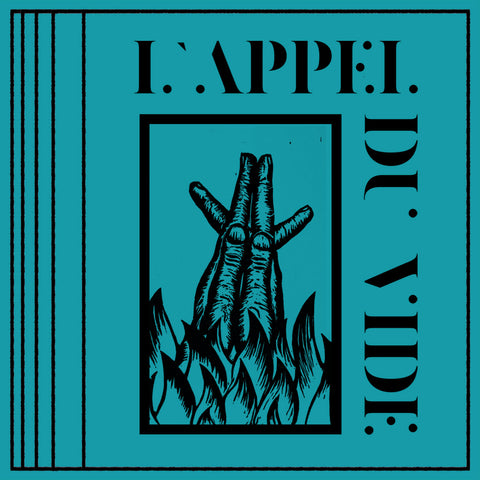 L'appel Du Vide - DEMO 2020 - BRAND NEW CASSETTE TAPE