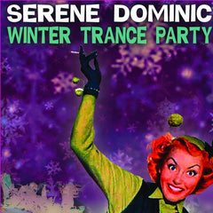 SERENE DOMINIC - winter trance party - BRAND NEW CASSETTE TAPE