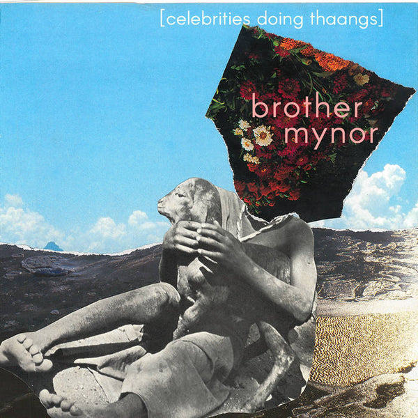 BROTHER MYNOR - celebrities doin' thaangs - BRAND NEW CASSETTE TAPE