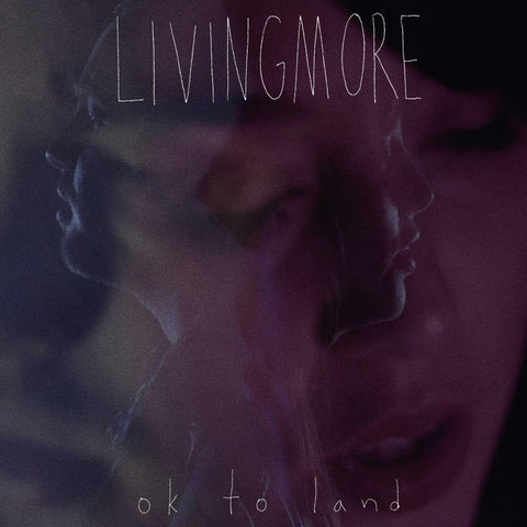 LIVINGMORE - ok to land - BRAND NEW CASSETTE TAPE