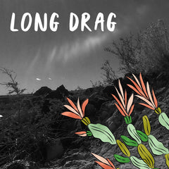 LONG DRAG - s/t - BRAND NEW CASSETTE TAPE