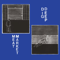 MEAT MARKET - dig deep - BRAND NEW CASSETTE TAPE