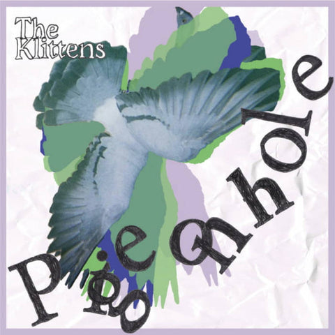 THE KLITTENS - pigeonhole - BRAND NEW CASSETTE TAPE