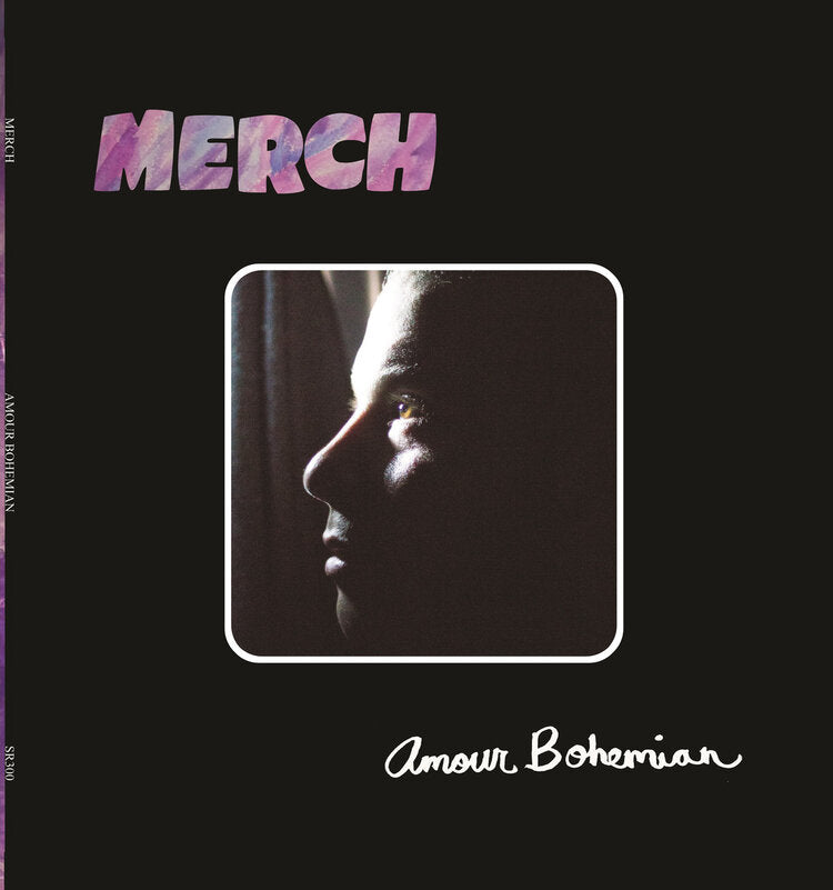 MERCH - amour bohemian - BRAND NEW CASSETTE TAPE - CSD2019