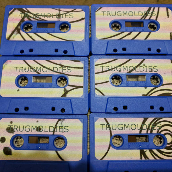 TRUGMOLDIES / SWING'N BITCH - daisy chain (split album) - BRAND NEW CASSETTE TAPE