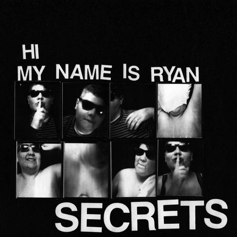 HI MY NAME IS - secrets - BRAND NEW CASSETTE TAPE