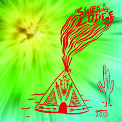 SWEAT LODGE - 2013 - BRAND NEW CASSETTE TAPE