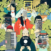 BLESS - Vol.2 [2 tape set] - BRAND NEW CASSETTE TAPES