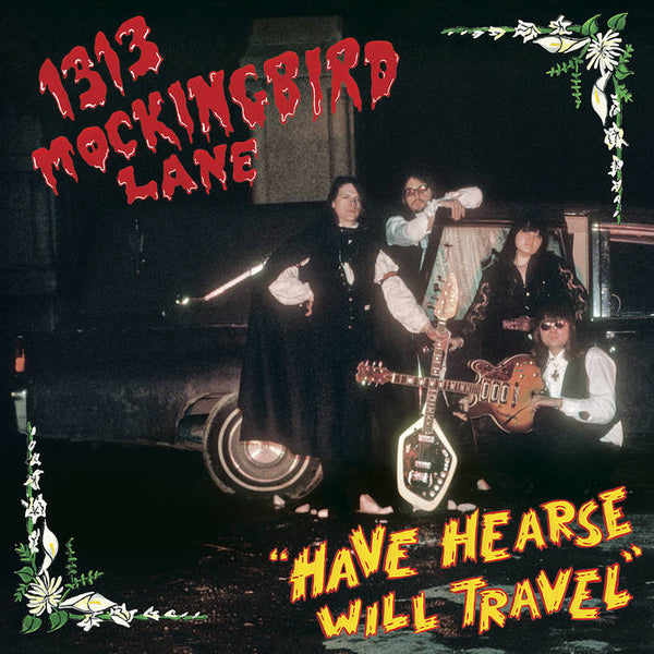 1313 MOCKING BIRD LANE - have hearse will travel - BRAND NEW CASSETTE TAPE