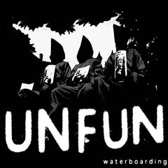 UNFUN - waterboarding - BRAND NEW CASSETTE TAPE