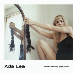 ADA LEA - what we say in private - BRAND NEW CASSETTE TAPE
