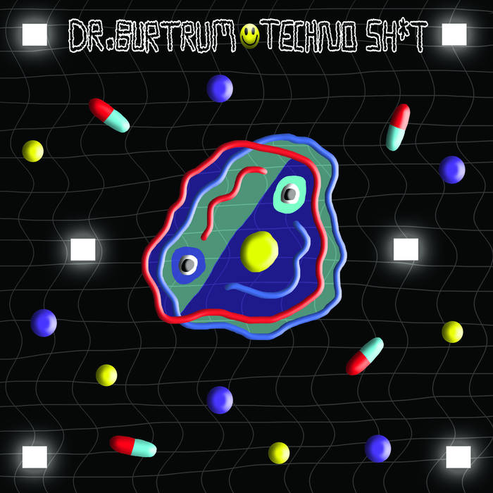 DR. BURTMAN - techno shit - BRAND NEW CASSETTE TAPE