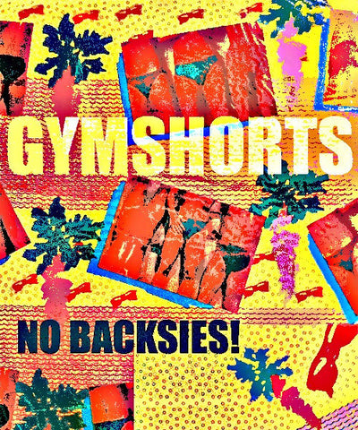 GYM SHORTS - no backsies! - BRAND NEW CASSETTE TAPE