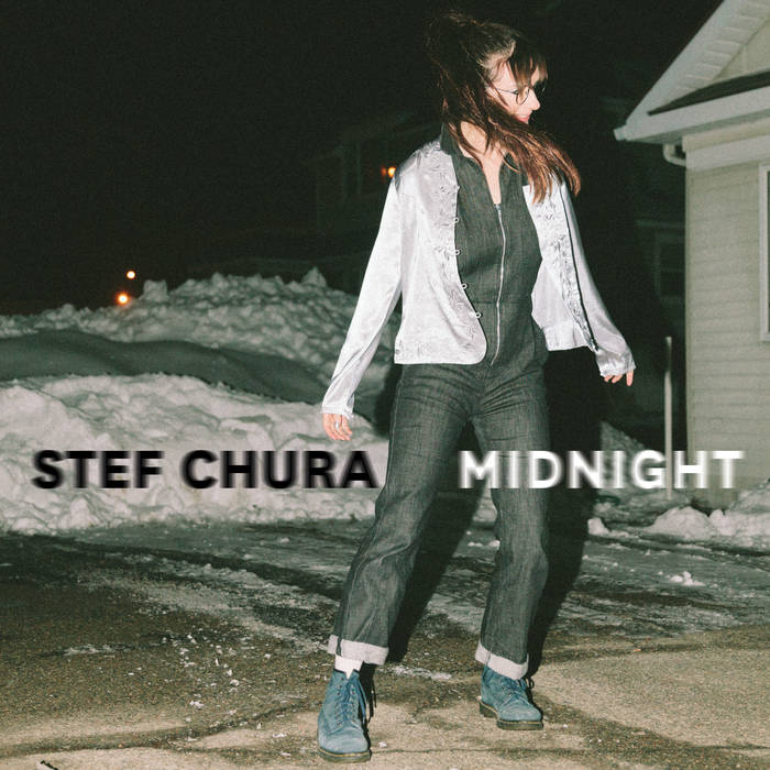 STEF CHURA - midnight - BRAND NEW CASSETTE TAPE