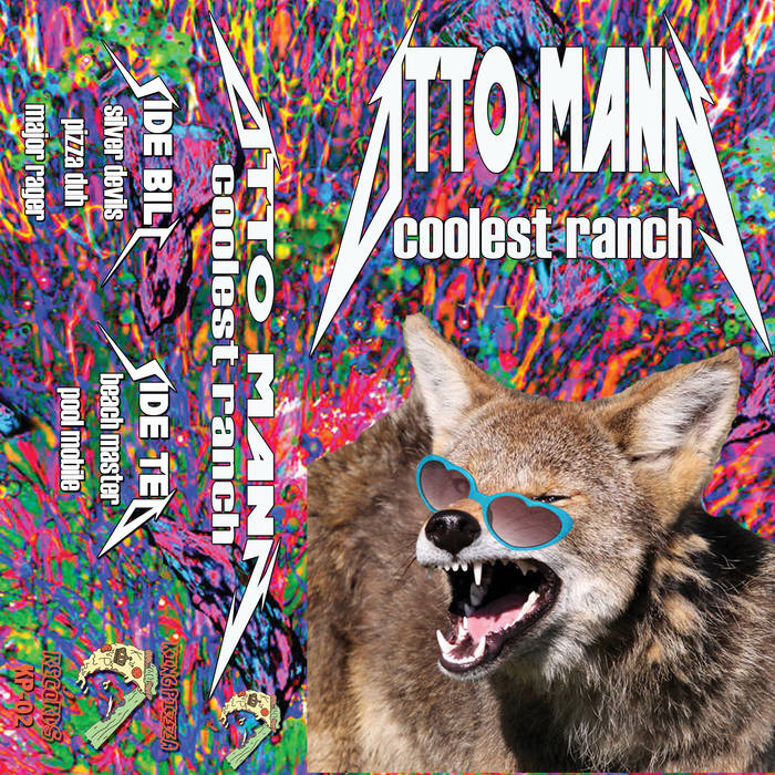OTTO MANN - coolest ranch - BRAND NEW CASSETTE TAPE