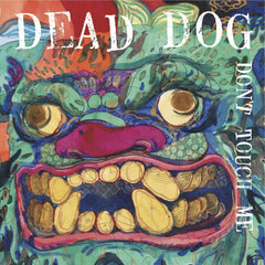 DEAD DOG - don't touch me - BRAND NEW CASSETTE TAPE