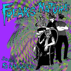 FREAKS OF NATURE - can't tame me - BRAND NEW CASSETTE TAPE