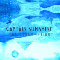 CAPTAIN SUNSHINE - the ocean inside - BRAND NEW CASSETTE TAPE