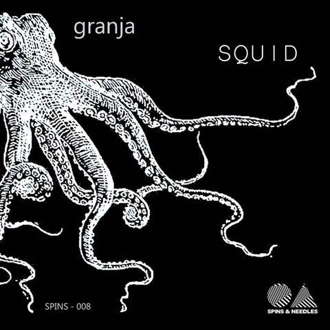 GRANJA - squid - BRAND NEW CASSETTE TAPE