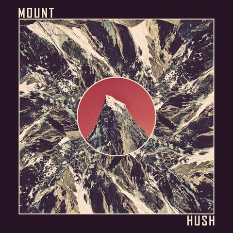 MOUNT HUSH - s/t - BRAND NEW CASSETTE TAPE
