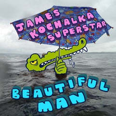 JAMES KOCHALKA SUPERSTAR - beautiful man - BRAND NEW CASSETTE TAPE punk