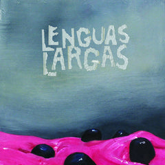 LENGUAS LARGAS - s/t - BRAND NEW CASSETTE TAPE