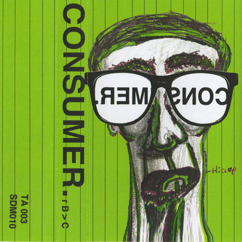 CONSUMER - rb>c - BRAND NEW CASSETTE TAPE