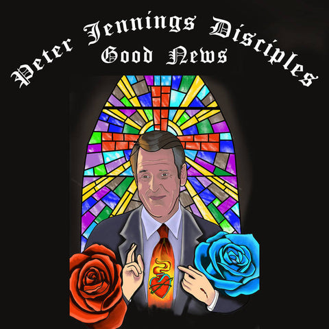 PETER JENNINGS DISCIPLES - good news - BRAND NEW CASSETTE TAPE