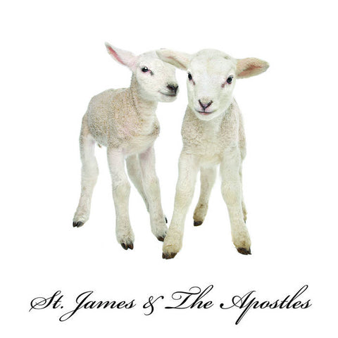 ST JAMES & THE APOSTLES - Via Dolorosa - BRAND NEW CASSETTE TAPE