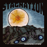 BURNING CITIES - stagnation - BRAND NEW CASSETTE TAPE