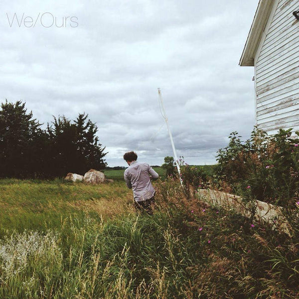 WE/OURS - pretty out there - BRAND NEW CASSETTE TAPE