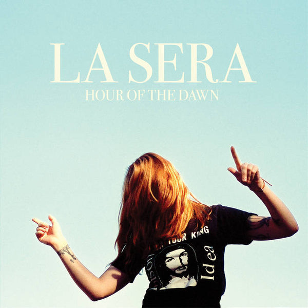LA SERA - hour of the dawn - BRAND NEW CASSETTE indie