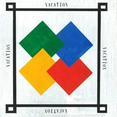 VACATION - s/t - BRAND NEW CASSETTE TAPE