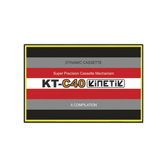Various Artists - KT-C40 - [CSD 2013] BRAND NEW CASSETTE TAPE