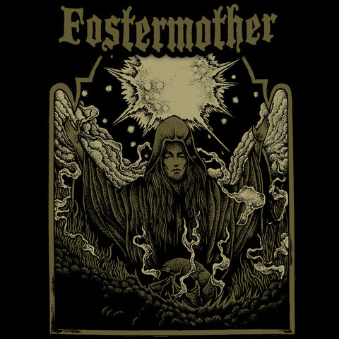 FOSTERMOTHER - s/t - BRAND NEW CASSETTE TAPE