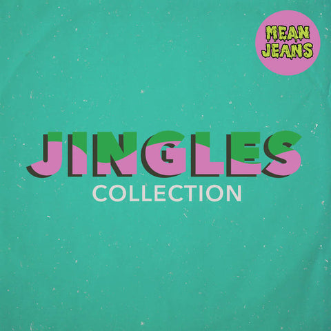 MEAN JEANS - jingles collection - BRAND NEW CASSETTE TAPE