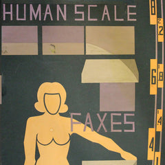 FAXES - human scale - BRAND NEW CASSETTE TAPE