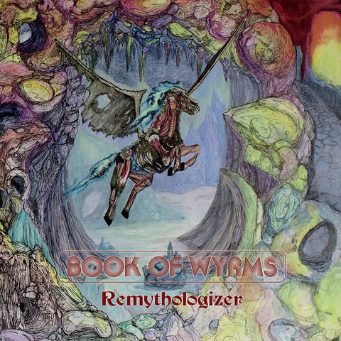 BOOK OF WYRMS - Remythologizer - BRAND NEW CASSETTE TAPE
