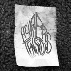 HYPER TENSIONS - I - BRAND NEW CASSETTE TAPE