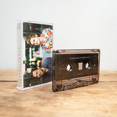 GENERATIONALS - alix - BRAND NEW CASSETTE TAPE