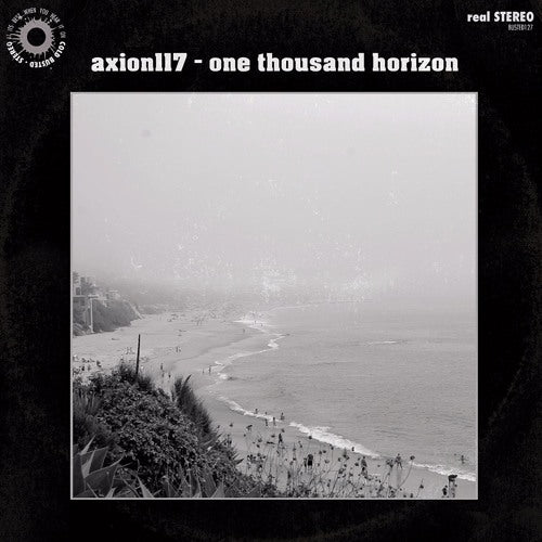 AXION117 - one thousand horizon - BRAND NEW CASSETTE TAPE