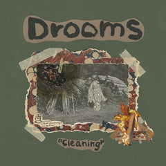 DROOMS - cleaning - BRAND NEW CASSETTE TAPE - CSD2018