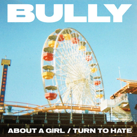 BULLY - about a girl / turn to hate - BRAND NEW CASSETTE TAPE