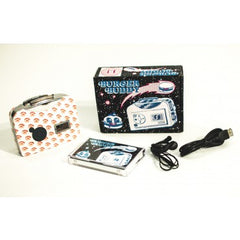 BURGER BUDDY 2 - Cassette player + MP3 converter - BRAND NEW [SALE]