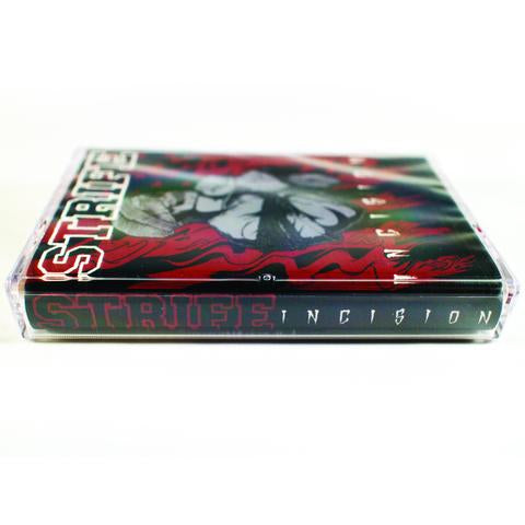 STRIFE - incision - BRAND NEW CASSETTE TAPE