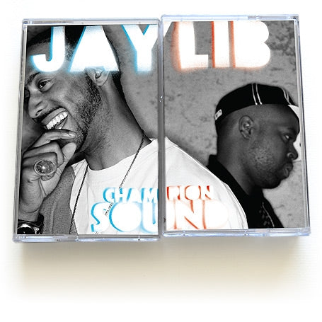 JAY LIB - champion sound / bonus trx + remix - BRAND NEW CASSETTE TAPES