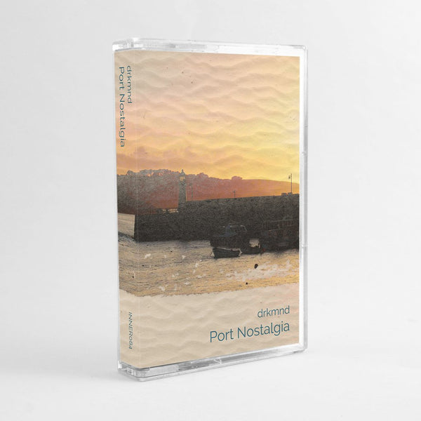 DRKMND - PORT NOSTALGIA - BRAND NEW CASSETTE TAPE