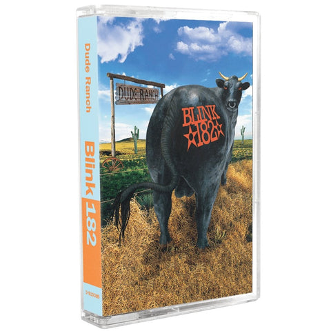 BLINK 182 - dude ranch - BRAND NEW CASSETTE TAPE
