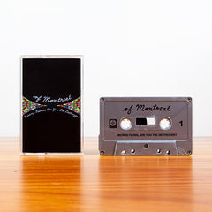 OF MONTREAL - hissing fauna, are you the destroyer? - BRAND NEW CASSETTE TAPE