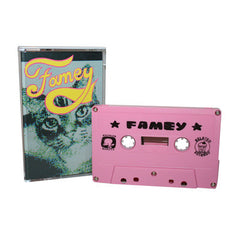 JAMES KOCHALKA - famey - BRAND NEW CASSETTE TAPE
